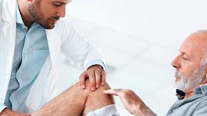 Physiotherapy Helping patients with problems