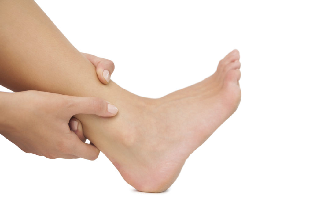 Physiotherapy for Ankle and foot injury in Cairo, Egypt
