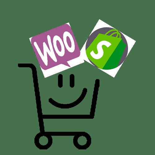 WooCommerce eller Shopify