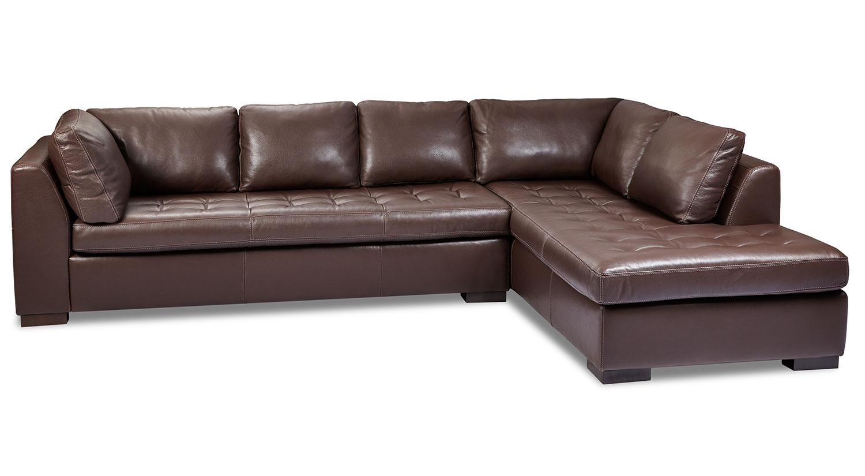 Circle Furniture Astoria Sectional Contemporary