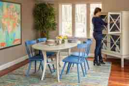 Circle Furniture How To Update A Traditional Dining Room