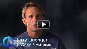 Video: A conversation with former NASA astronaut and MIR cosmonaut, Jerry Linenger