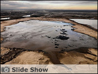 Canada Oil Water Energy Pollution Tar Sands Alberta Canada