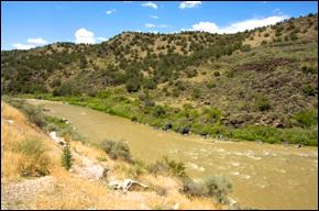 Rio Grande Threatened by Radioactive Run-off