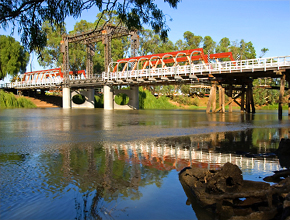 Murray Darling River australia water right trading market