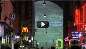 Video: The World in a Giant Globe in Copenhagen
