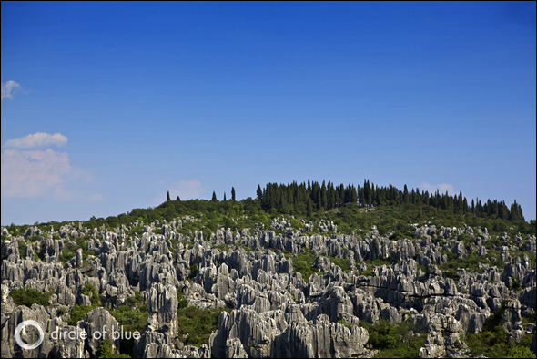 Yunnan province's Stone Forest is considered one of the world's greatest natural wonders.