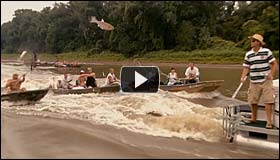 Video: Invasion of the Asian Carp, from the Waterlife Documentary