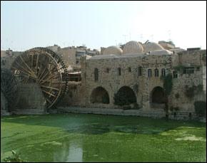 Syria Water Wheels of Hama