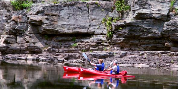 Natural Gas Frack Energy Delaware River America U.S. Water Pollution