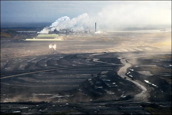 Tar Sands Alberta Canada Oil Energy Water