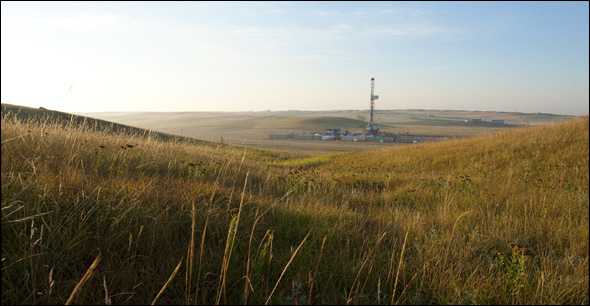 North Dakota Bakken Shale Oil Natural Gas Water Energy Frack Pollution