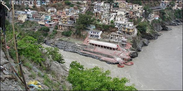 Bhagirathi River India