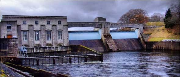 Scotland Hydropower