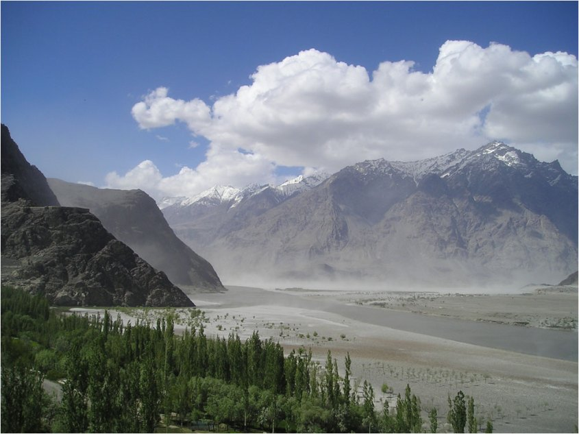 The Indus River is Pakistan's lifeline, the main source of water for the world's largest irrigation system.