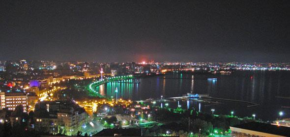 Azerbaijan's Capital Opens 265-km Water Pipeline