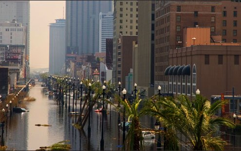 Post Katrina Water Issues in New Orleans