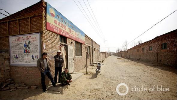 Ningxia Water Allotments China Energy Coal