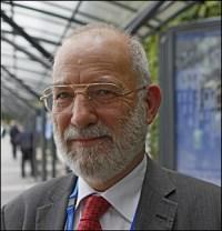 Jack Moss, researcher, Aquafed