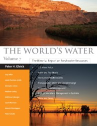 The World's Water by Peter H. Gleick