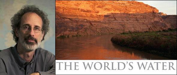 Q&A: Dr. Peter Gleick on The World's Water Volume 7