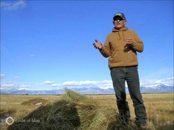 San Luis Valley Colorado water energy food Rio Grande Water Conservation District agriculture
