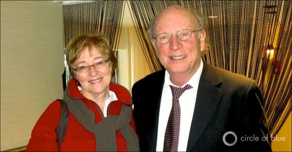 Maude Barlow & Jim Olsen