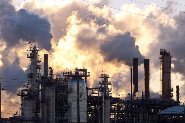BP is spending nearly $4 billion to expand and modernize its Whiting, Indiana refinery to process tar sands oil from Canada - an investment that has helped to make the Great Lakes Basin both a center of commerce in the two nation's oil production boom and a target of rising environmental risks to the largest system of fresh surface water in the world.