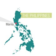 philippines manila infographic water privatization east zone west zone metropolitan urban region