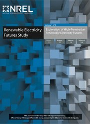 NREL Renewable Electricity Study