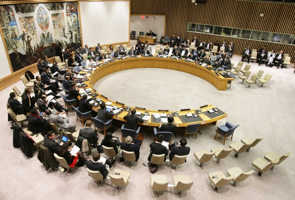 UN Security Council water natural resources somalia global water securit