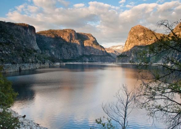 hetch hetchy reservoir san francisco
