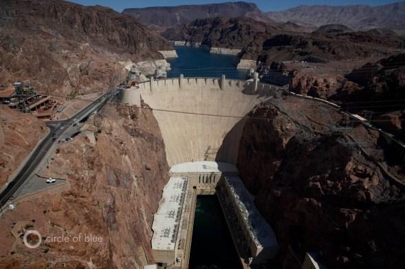 Colorado River Basin Hoover Dam Lake Mead drought