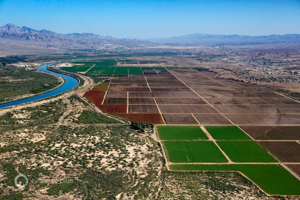 Colorado River Basin groundwater drought water supply GRACE satellite