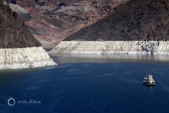 Colorado River Lake Mead shortage Las Vegas drought water supply
