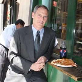 Frederick Kaufman Professor of Journalism at the City University of New York