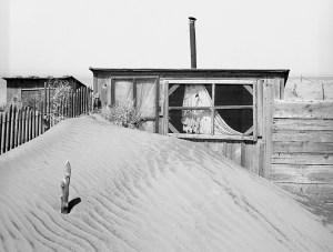 Dust Bowl Oklahoma