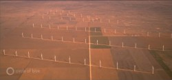 Wind power energy turbines agriculture Texas