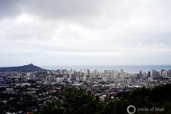 Honolulu Hawaii Oahu Diamond Head