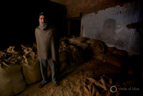 India Naraingarh Haryana Shivshakti Rice Mill work job electricity state grid industry manufacturing grain buyer production harvest depot trader seller water food energy choke point circle of blue wilson center j. carl ganter