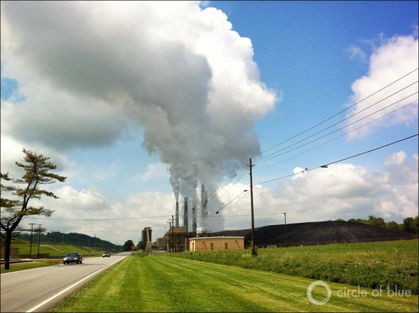 In 2012, the United States generated less than 38 percent of its electricity from burning coal, down from more than 50 percent in 2008. Old coal-fired plants are closing throughout the Ohio River Valley. But not this one, cooled by the Ohio River, on the Kentucky shoreline upriver from Louisville.