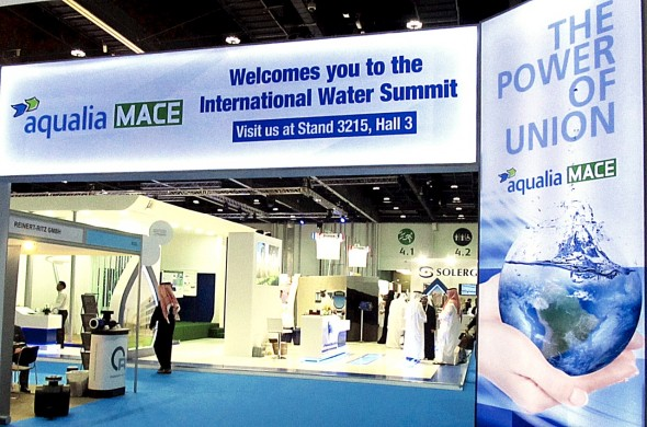 Abu Dhabi held its second International Water Summit, which ended on January 22.