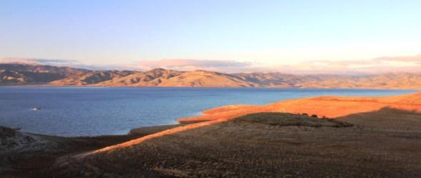California drought water bond reservoirs San Luis dams Anthony Rendon storage