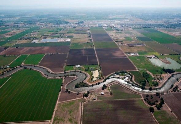 California San Joaquin River American Rivers endangered water supply