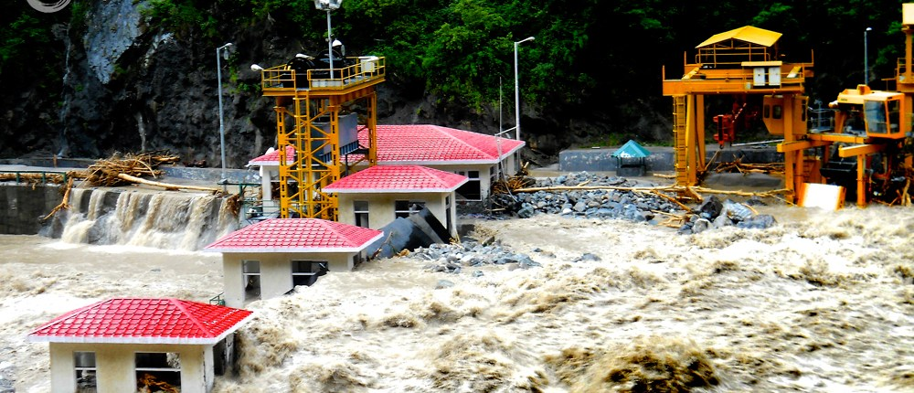 A murderous flood in Uttarakhand's Himalayan highlands in 2013 killed an estimated 30,000 people, wrecked dozens of small towns, and washed away hydropower dams.