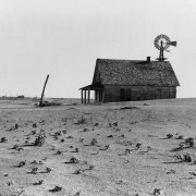 Texas drought Dust Bowl agriculture Great Plains