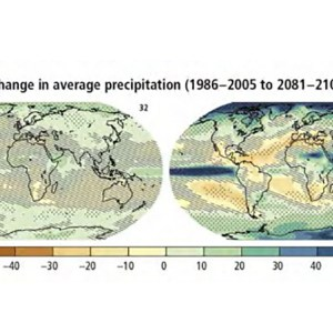 IPCC Intergovernmental Panel on Climate Change World Precipitation Climate Change Hydrologic Cycle