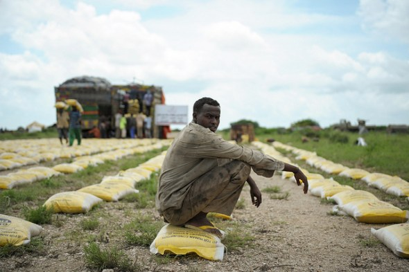 Somalia floods drought famine food insecurity crisis East Africa
