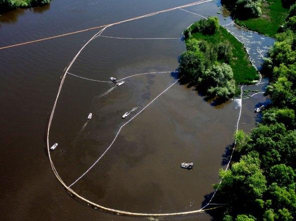 Kalamazoo River Michigan oil spill Enbridge dilbit diluted bitumen pipeline