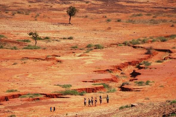 Sahel sub-Sahara Africa water drought conflict